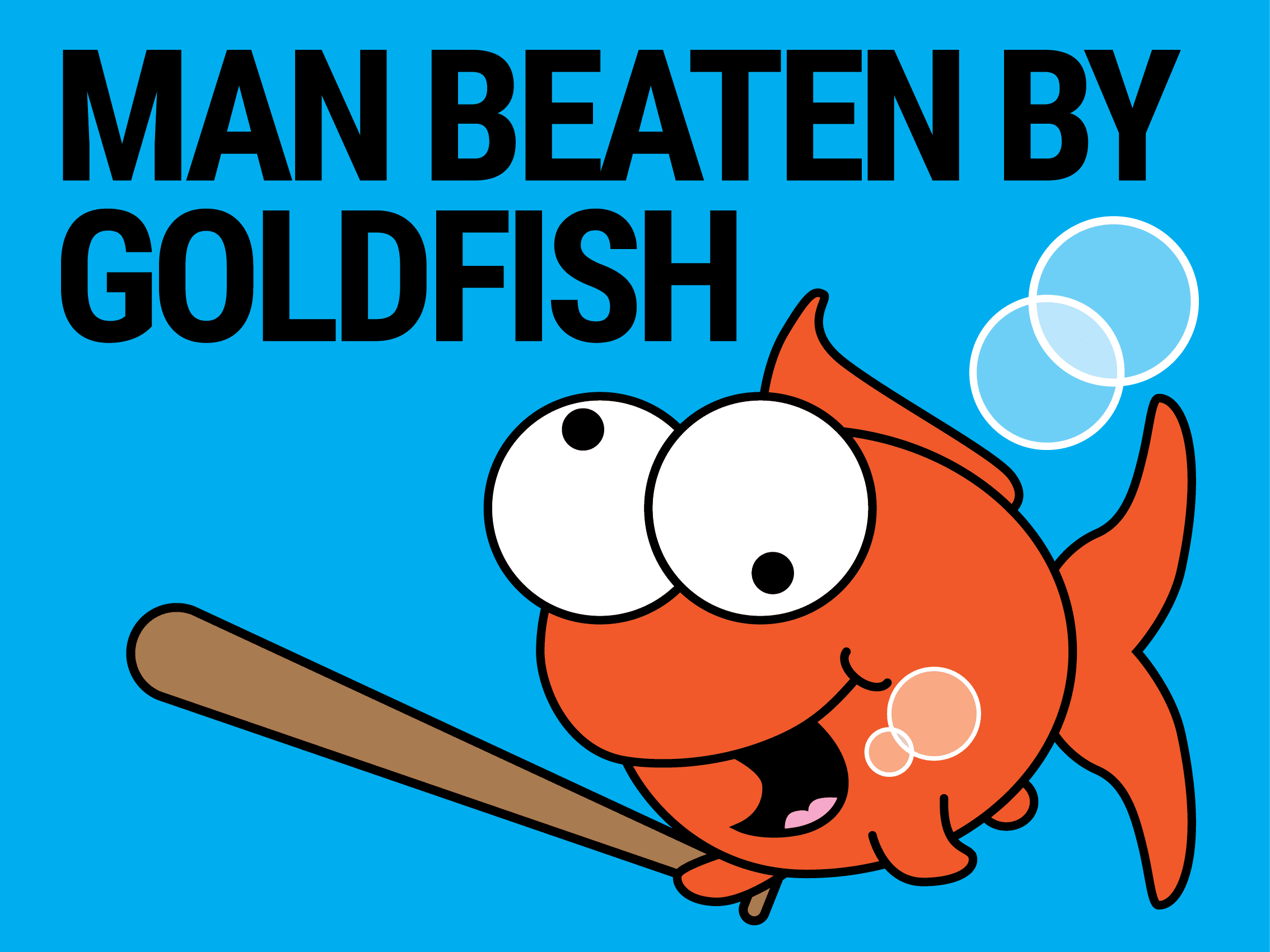Goldfish have longer attention spans than humans