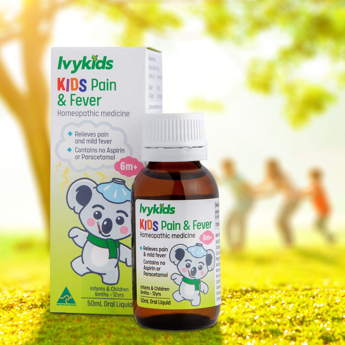 IvyKids Packaging design by 3cre8ive